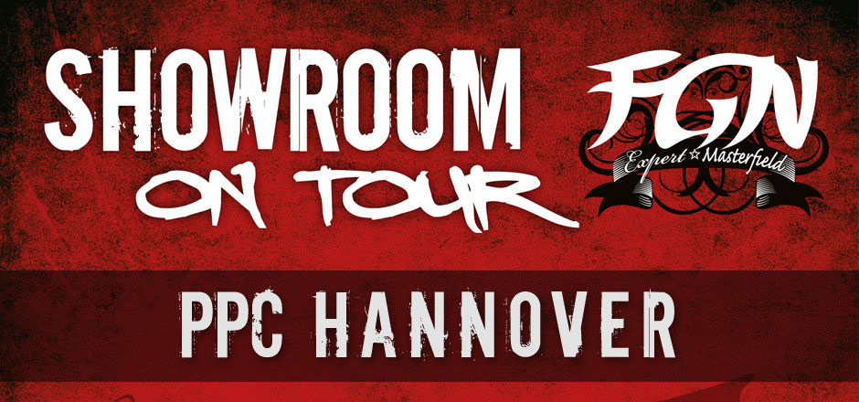 Showroom on Tour PPC Hannover
