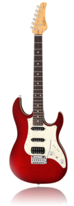 J-Standard Odyssey Flame Top Trans Red